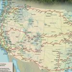 Train Links California State Map California Zephyr Route Map Amtrak - California Zephyr Route Map