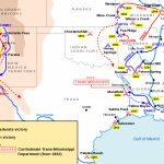 Trans Mississippi Theater Of The American Civil War   Wikipedia   Texas Civil War Map