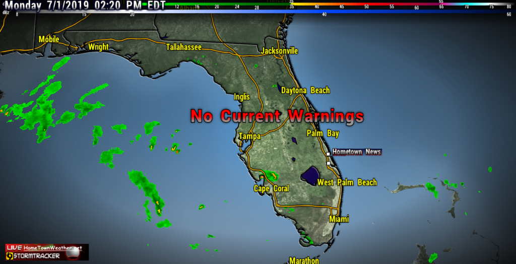 Treasure Coast Radar Weather   East Central Florida Forecast - Treasure Coast Florida Map