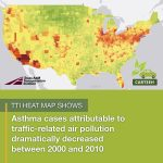 Tti Creates New Heat Map Showing Relationship Between Traffic – Texas Population Heat Map