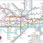 Tube Map, London Underground | L D N In 2019 | London Tube Map   Printable Map Of The London Underground