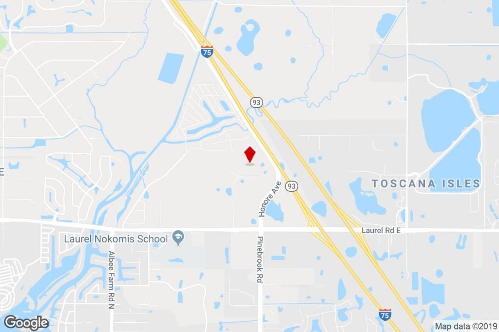 Twin Laurel Blvd, Nokomis, Fl, 34275 - Commercial Property For Sale - Nokomis Florida Map