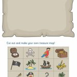 Twinkl Resources >> Treasure Map Design Activity >> Thousands Of   Make Your Own Treasure Map Printable