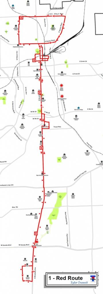 Tyler Texas Map - Squarectomy - Tyler Texas Location Map