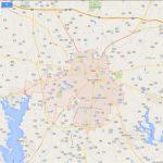 Tyler, Texas Map - Tyler Texas Location Map