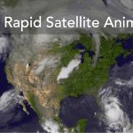 U.s. Long 7 Day Satellite Loop – Iweathernet   Texas Satellite Weather Map