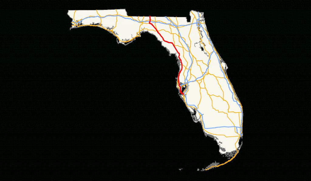 U.s. Route 19 In Florida - Wikipedia - Google Maps Hudson Florida