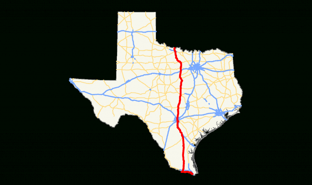 U.s. Route 281 In Texas - Wikipedia - Roads Of Texas Map Book
