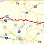 U.s. Route 66 In Arizona   Wikipedia   Free Printable Route 66 Map