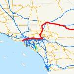 U.s. Route 66 In California   Wikipedia   Vernon California Map
