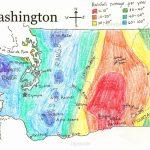 U.s. State Maps   State Studies   Washington State Map, State Map - Printable Map Of Washington State