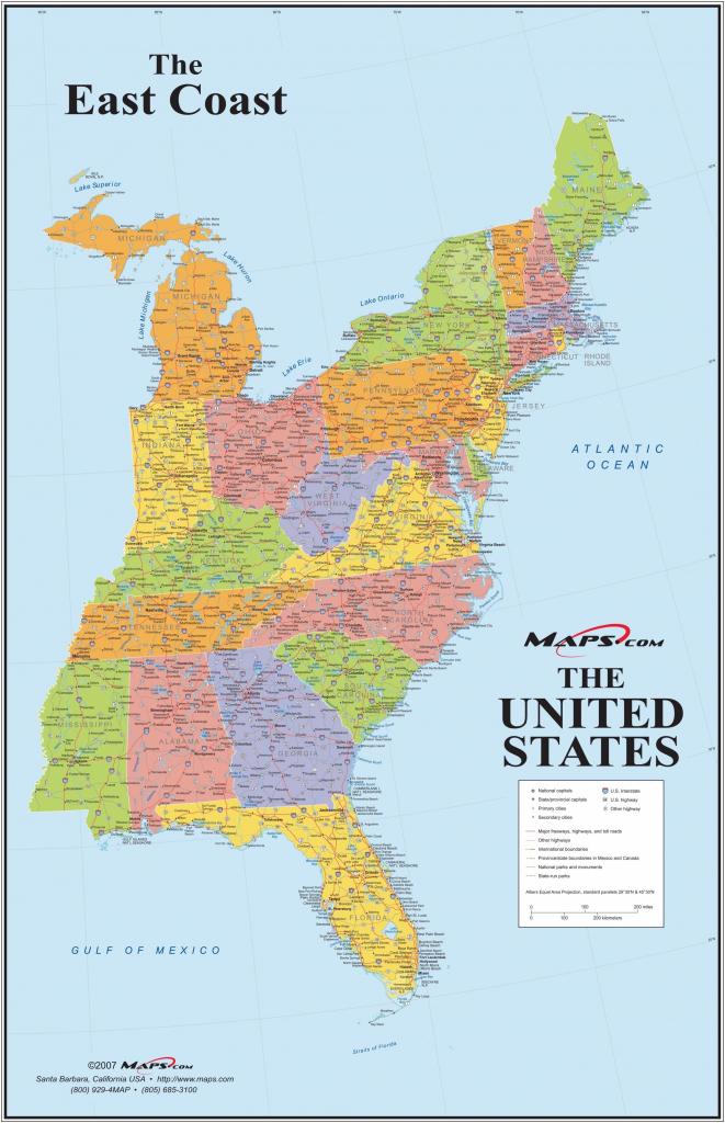 United States Map East Coast West Coast New Map Eastern Florida Best - Map Of Florida West Coast Cities