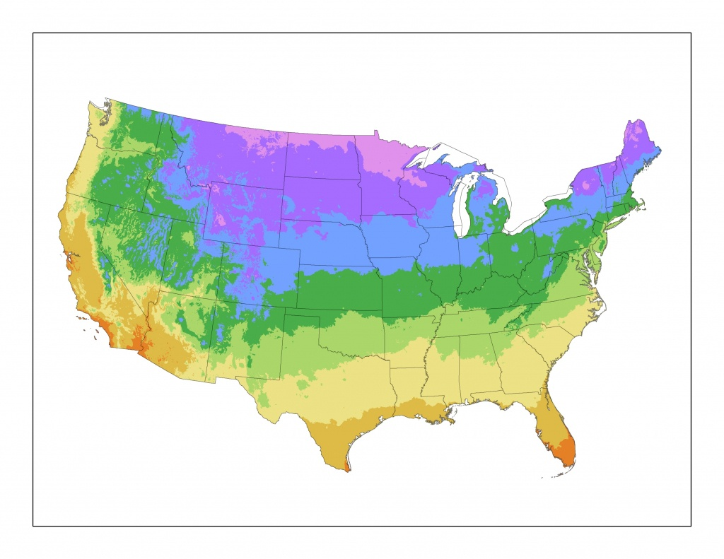 United States Plant Zone Map   Plantaddicts - Florida Growing Zones Map