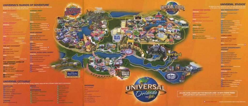 Universal Orlando Map - Google Search | Orl | Theme Park Map - Universal Orlando Florida Map