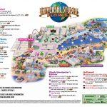 Universal Park Map | Florida Visit Ideas | Universal Studios Florida   Orlando Florida Attractions Map