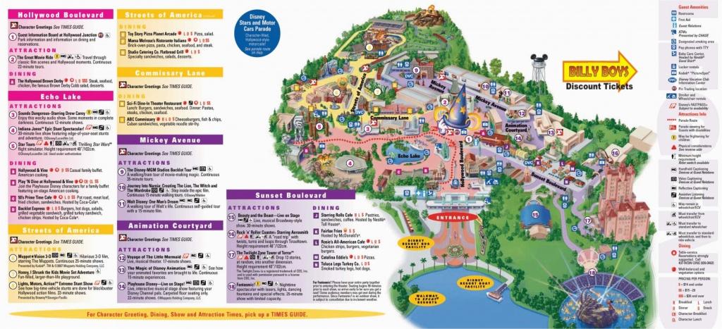 Universal Studios California Map Pdf Universal Studios Orlando Park - Printable Map Of Universal Studios Orlando
