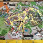 Universal Studios Hollywood | Favorite Places!! | Universal Studios   Universal Studios Map California 2018