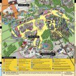 Universal Studios Hollywood Map 1   Squarectomy   Universal Studios Map California 2018