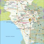 University Of Southern California (Usc), Los Angeles: Where Is - University Of Southern California Map