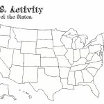 Us Coloring Map | Math | Map Worksheets, United States Map, State Map   Us Regions Map Printable