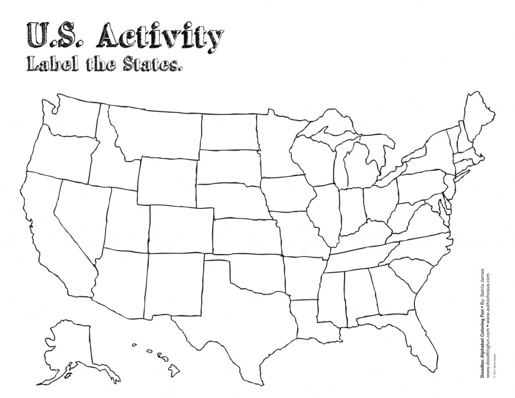 Us Coloring Map | Math | Map Worksheets, United States Map, State Map - Us Regions Map Printable