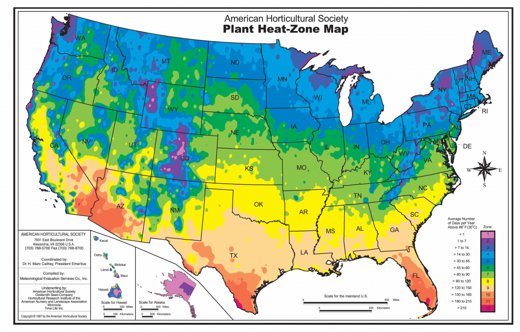 Us Growing Zone Map Printable Zonemap New Us Growing Zone Map - Printable Usda Hardiness Zone Map