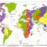 Us Map Time Zones With States Zone Large New Cities Printable World   Printable World Time Zone Map