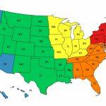 Us Mapregion Printable Usa Regional Map Unique 10 Lovely - United States Regions Map Printable