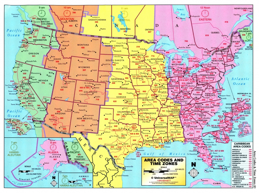 Us Maps Time Zone And Travel Information | Download Free Us Maps - Printable Time Zone Map With States