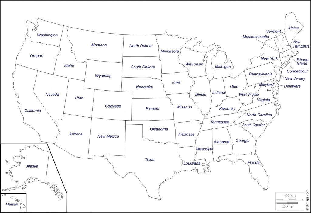 Us Maps With Abbreviations | Sksinternational - Printable Map Of Usa With State Abbreviations