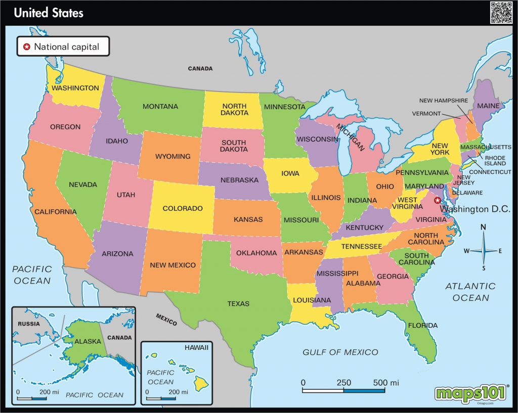 Us Maps With States For Kids Inspirational Printable United States - Printable State Maps For Kids