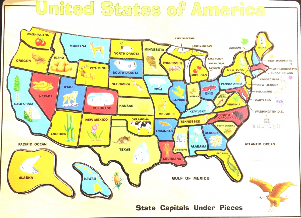 Us Maps With States For Kids New Us 50 State Map Practice Test New - Printable State Maps For Kids