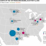 Us Oil And Gas Rig Count Fallssix On The Week To 1,065: Platts   Texas Rig Count Map