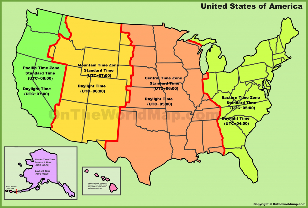 Us Time Zone Map Knoxville Tn New Printable Us Map With Cities And - Printable Us Time Zone Map With Cities
