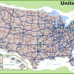 Usa Road Map   Free Printable State Road Maps