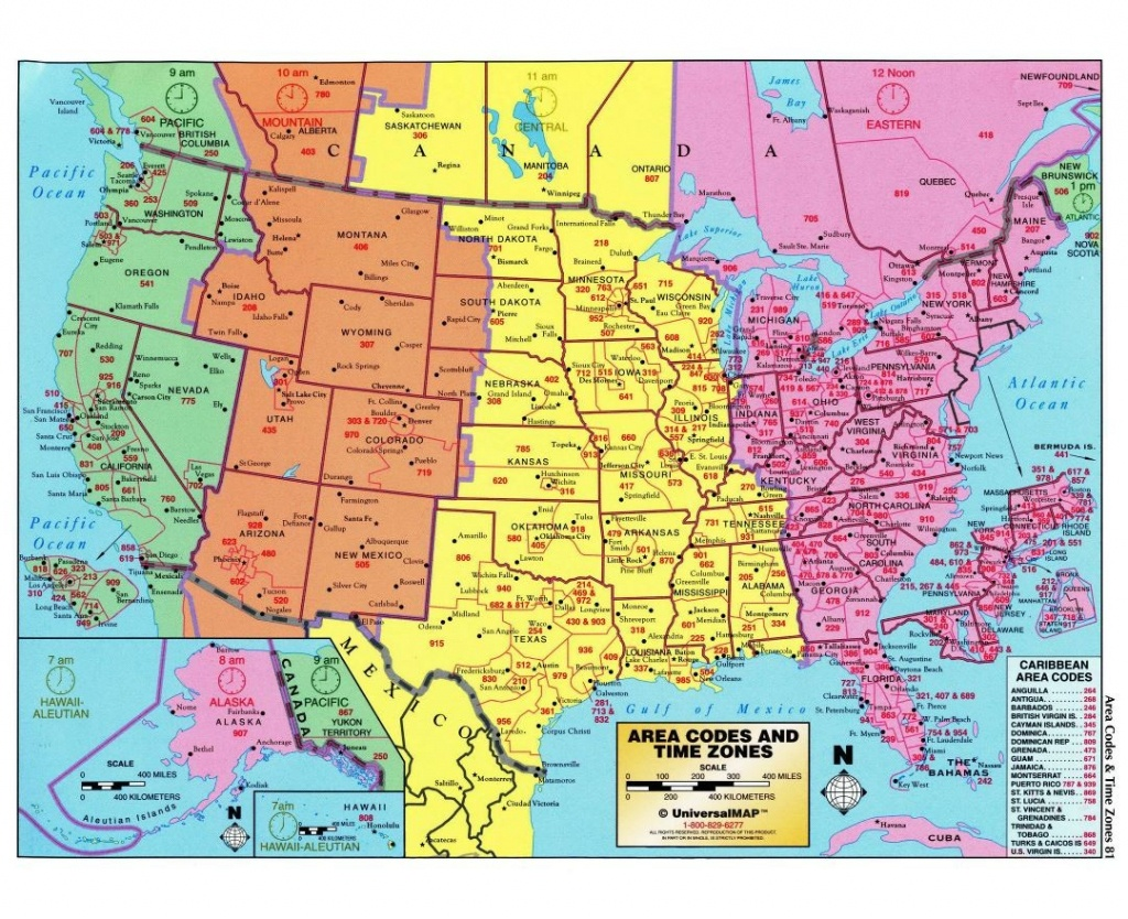 Usa Time Zone Map With States Cities Clock In And World Zones Inside - Us Map With States And Time Zones Printable