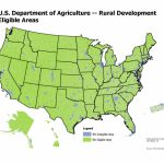 Usda Home Loan Requirements [Updated 2018]   The Lenders Network   Usda Loan Map California