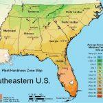 Usda Plant Hardiness Zone Mapsregion   Usda Zone Map Florida