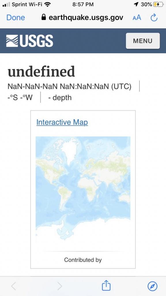 "Usgs Big Quakes On Twitter: ""prelim M5.5 Earthquake Southern - Usgs Gov California Earthquake Map"