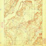 Usgs Topo Map California Ca Cosumnes 296026 1909 31680 Restoration   Usgs Topo Maps California