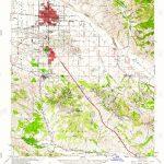 Usgs Topo Map California Ca Santa Maria 301618 1959 62500   Santa Maria California Map