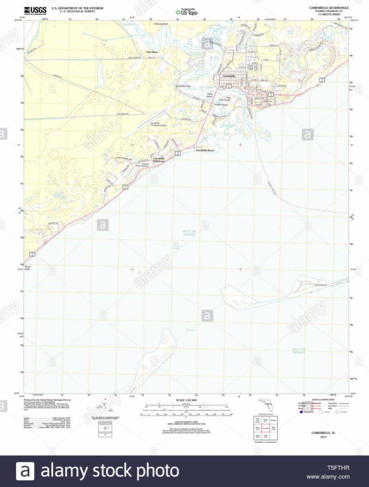 Carrabelle Florida Map