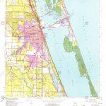 Usgs Topo Map Florida Fl Fort Pierce 346298 1949 24000 Restoration   Hutchinson Florida Map