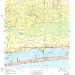 Usgs Topo Map Florida Fl Navarre 347637 1970 24000 Restoration Stock - Navarre Florida Map