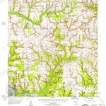 Usgs Topo Map Florida Fl Niceville 347671 1956 62500 Restoration   Niceville Florida Map