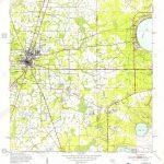 Usgs Topo Map Florida Fl Starke 348694 1949 24000 Restoration Stock   Starke Florida Map