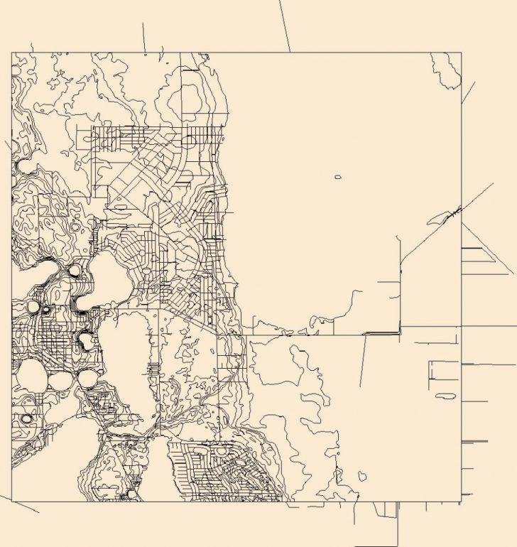 Lake Placid Florida Map