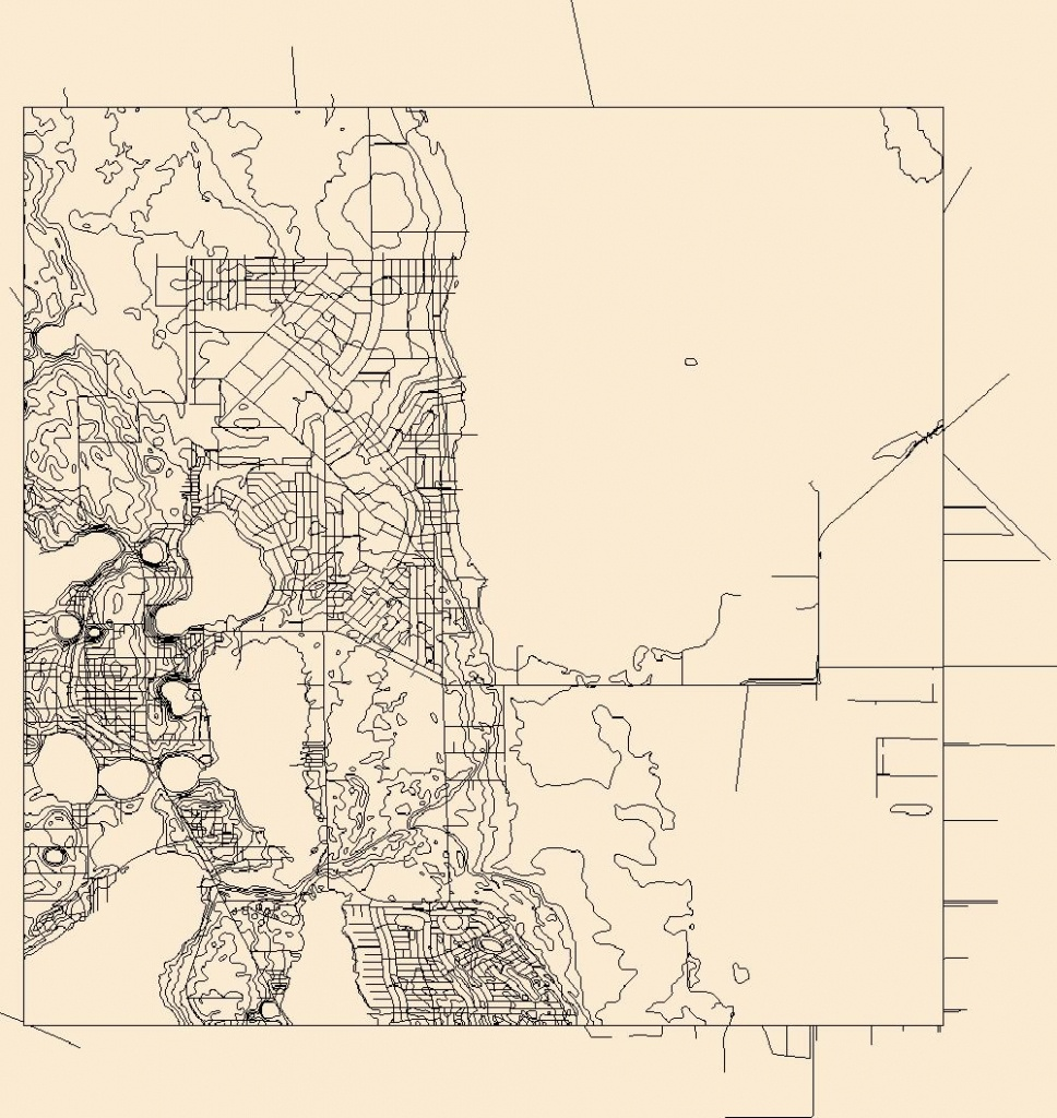 Usgs Topo Map Vector Data (Vector) 24616 Lake Placid, Florida - Lake Placid Florida Map