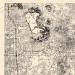 Usgs Topo Map Vector Data (Vector) 5655 Brooksville, Florida - Brooksville Florida Map