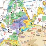 Utah Parks Area Map Pdf   My Utah Parks   Utah Road Map Printable